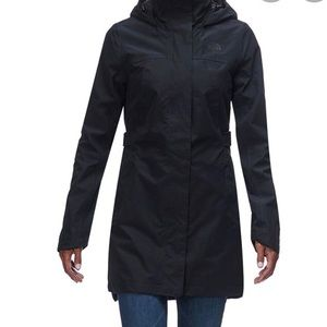 💕North Face WOMEN'S LANEY TRENCH RAINCOAT BLACK